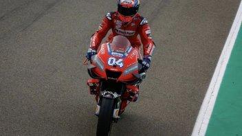 """MotoGP: Dovizioso: """"The Ducati GP20? I've already had to decide on future development"""""""