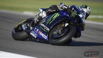 MotoGP: Tripletta Yamaha nei test a Valencia: Vinales, Quartararo, Morbidelli
