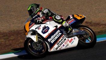 MotoGP: Crutchlow falls in love with 2-stroke: at Motegi on Lawson's NSR500