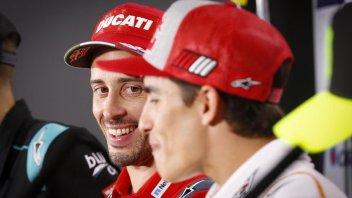 """MotoGP: Dovizioso: """"I want to postpone Marquez's party"""""""