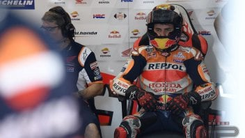 "MotoGP: Lorenzo: ""Caduta senza conseguenze? Preferirei non cadere"""