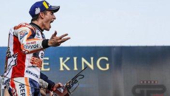 MotoGP: Marc Marquez: an impressive podium-starting statistic: 74.6%