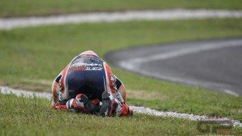"""MotoGP: Marquez: """"Quartararo's too fast for me. I was too aggressive."""""""