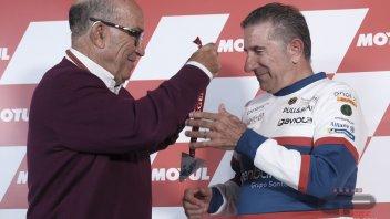 MotoGP: Un re delle piccole cilindrate, Martinez, è ora 'MotoGP Legend'