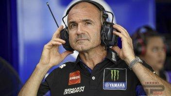 "MotoGP: Yamaha fa dietrofront: ""Il test team europeo sarà tutto giapponese"""