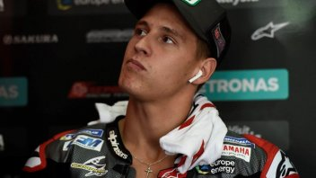 """MotoGP: Quartararo: """"I couldn't brake, the first lap was a disaster"""""""