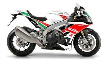 Moto - News: Aprilia RSV4 RR e Tuono LE: il tricolore sbarca negli 'States'