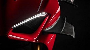 Moto - News: Ducati: nuove indiscrezioni sulla Panigale V4 Superleggera