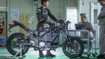 Moto - News: Kawasaki cambia marcia sull'elettrico con l'EV Project