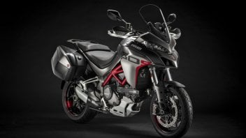 News Prodotto: Ducati Multistrada: 4 anni di garanzia per la gamma 2020