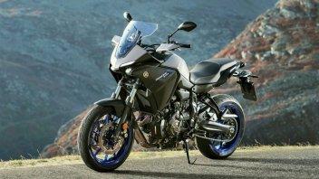 EICMA: Yamaha Tracer 700 my20: look sportivo e motore Euro 5