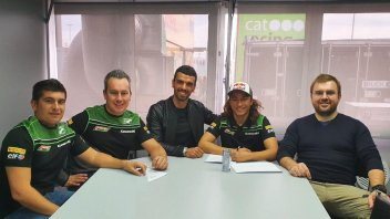 SBK: Can Oncu saluta la Moto3 e riparte dalla SuperSport con Puccetti