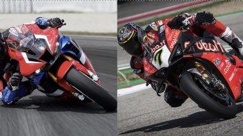 SBK: Honda lancia la sfida a Ducati in Superbike e dai concessionari