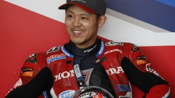 SBK: Honda ha scelto: sarà Takumi Takahashi a sostituire Delbianco