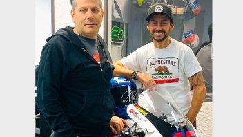 Moto2: John Hopkins coach di Joe Roberts e Marcos Ramirez per American Racing