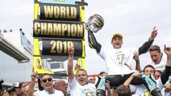 Moto3: Dalla Porta: non mi monto la testa ma sogno la MotoGP