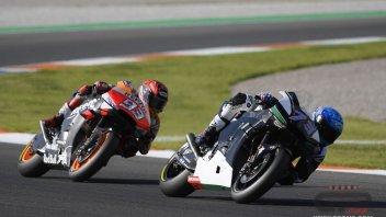 """MotoGP: Alex Marquez scherza: """"Nessun consiglio da Marc, dice che vado veloce"""""""