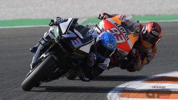 """MotoGP: Alex Marquez: """"Imparare da Marc? Per il momento non riesco a seguirlo"""""""