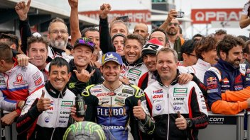 """MotoGP: Crutchlow: """"With Honda, you go fast if you take risks. Lorenzo could have done it."""""""