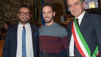 MotoGP: Dovizioso nominato Ambasciatore dello Sport di Forlì