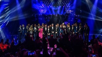 MotoGP: FIM Awards: la notte dei Campionissimi senza la stella Marquez