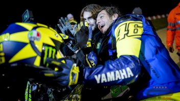 MotoGP: Salami, jokes, and engines: behind the scenes of Valentino's 100 km