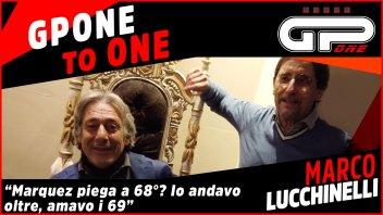 """MotoGP: Marco Lucchinelli: """"Marquez piega a 68°? Io andavo oltre, amavo i 69!"""""""