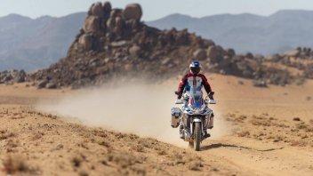 Moto - News: Africa Twin Week: una settimana dedicata alla on-off giapponese