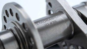 Moto - News: Ducati Memorabilia: quando il collezionismo si fa racing