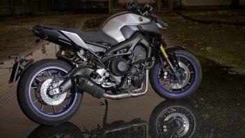 Moto - News: Exan: voce e potenza per la Yamaha MT-09