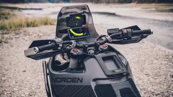 Moto - News: Husqvarna Norden 901: l'enduro bicilindrica... si farà