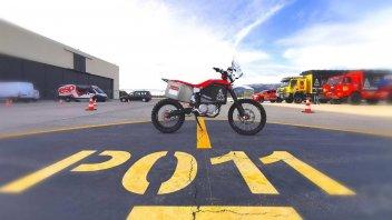 Moto - News: Tacita T-Race Rally SL 2020: il rally si fa silenzioso