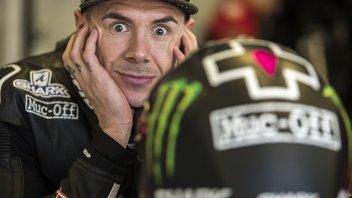SBK: Redding e la Ducati Panigale V4: un giro a Jerez con tanto di caduta