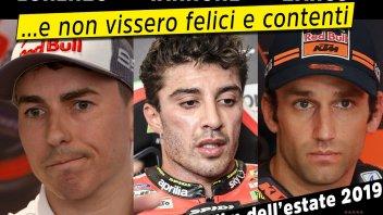 L'estate dei nostri scontenti: Lorenzo, Zarco, Iannone