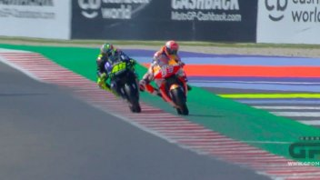 Marquez against Rossi: The numbers explain it all