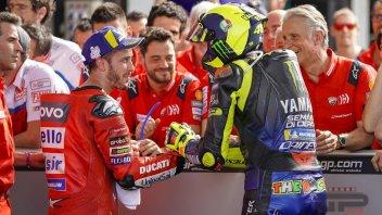 """News: Il sogno di Berger: """"Volevo Rossi con Dovizioso nel DTM"""""""