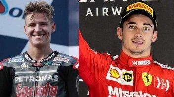 Quartararo like Leclerc: Sign immediately with Yamaha or wait for Ducati?