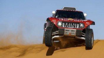 Dakar: AUTO - 7° Tappa: La corsa non si ferma: Sainz sigla la tripletta