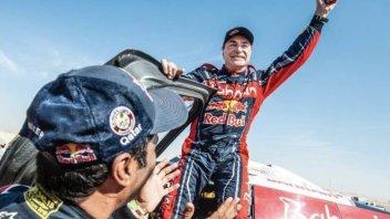 Dakar: AUTO - Vince Sainz, è la sua terza Dakar. Alonso 13°