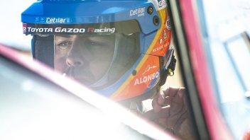 Dakar: TAPPA 2 - Alonso rompe la sospensione e incassa 2 ore e mezza