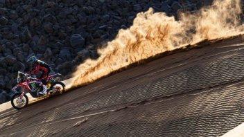 Dakar: Honda: luci e ombre tra MotoGP e Dakar