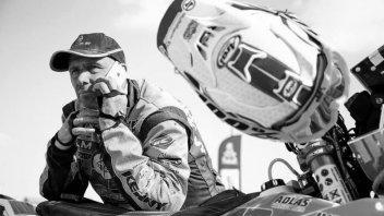 Dakar: Another death at the Dakar: Edwin Straver