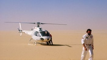 Dakar: C'era una volta la Parigi Dakar: la folle avventura di Renato Zocchi