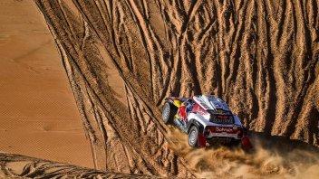 Dakar: TAPPA 11 – Peterhansel e la Mini piazzano la zampata, 8° Alonso