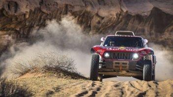 Dakar: Vince ancora Sainz! Alonso 7° a 12 minuti