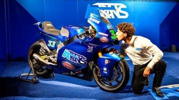 """Moto2: Bastianini: """"La Moto2 mi ha cambiato, per vincere serve essere Bestia"""""""