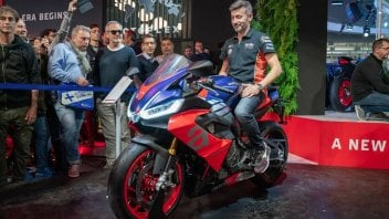 """MotoGP: Biaggi: """"Per l'Aprilia ci sono sempre, ma non proveró a Sepang"""""""