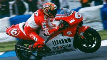 MotoGP: Max Biaggi, dal debutto incredibile di Suzuka in 500 a MotoGP Legend