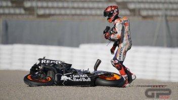 MotoGP: Quanto costa una caduta in MotoGP? Ecco il conto preciso, ed è salato