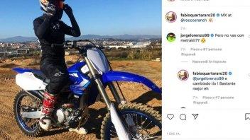 MotoGP: Quartararo: il 2020 è servito e Lorenzo lo stuzzica...